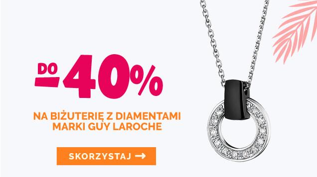 Biżuteria Guy Laroche