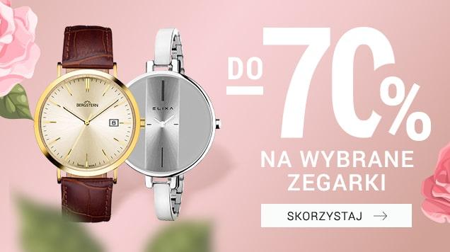 Promocja zegarków