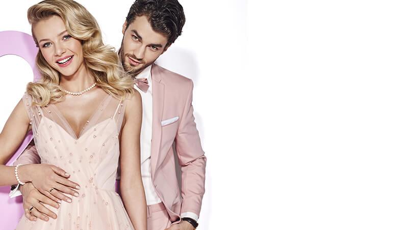 Gwiazdy Top Model w nanowszej kampanii ślubnej Apart
