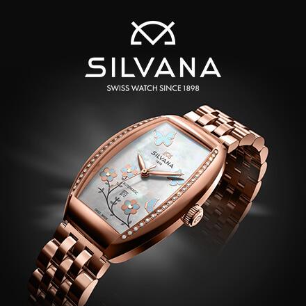 Zegarki Silvana