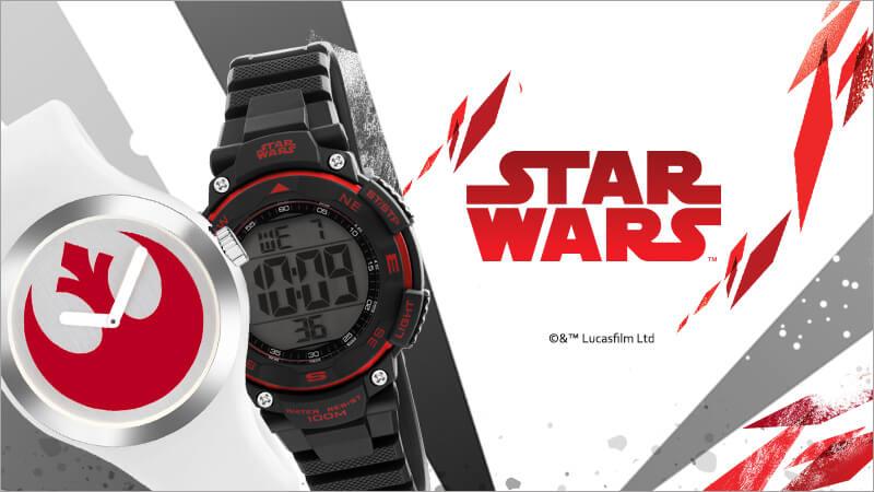 Zegarki AM:PM kolekcja Star Wars