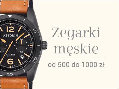 Zegarki męskie 500-1000 zł