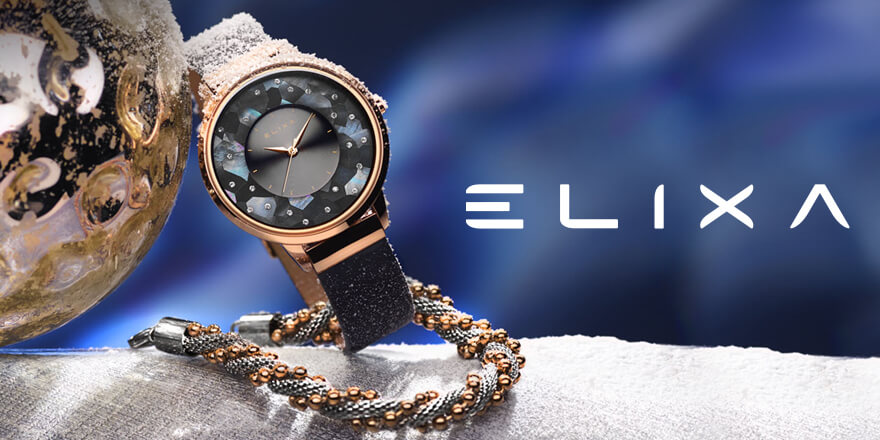 Zegarki Elixa