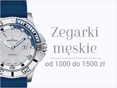 Zegarki męskie 1000-1500 zł