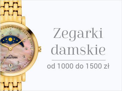 Zegarki damskie 1000-1500 zł