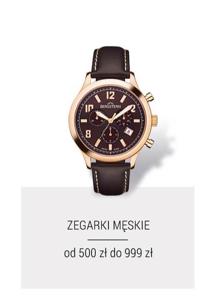 Zegarki męskie do 999 zł