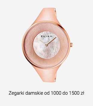 Zegarki męskie od 1000 do 1499zł
