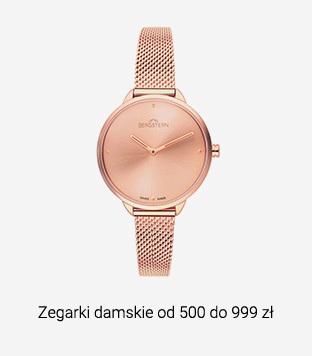 Zegarki męskie od 500 do 999zł