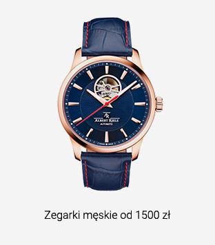 Zegarki męskie powyżej 1500zł