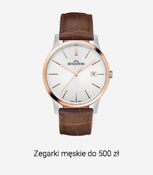 Zegarki męskie do 500zł