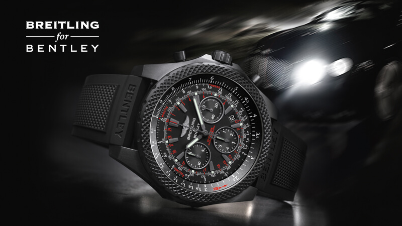Zegarki Breitling for Bentley