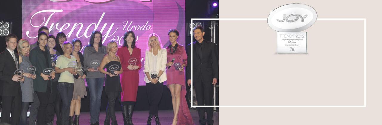 Joy Trendy 2012, 2013
