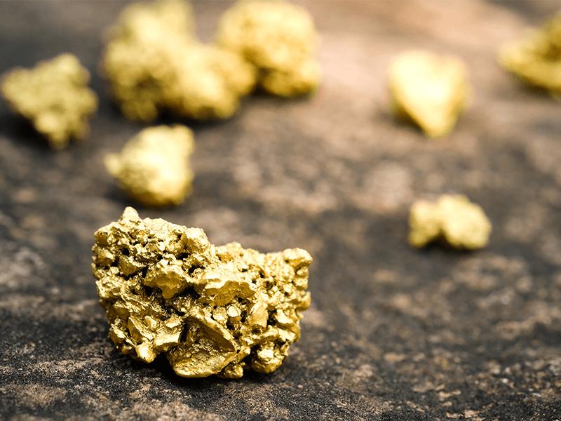 Złote obrączki