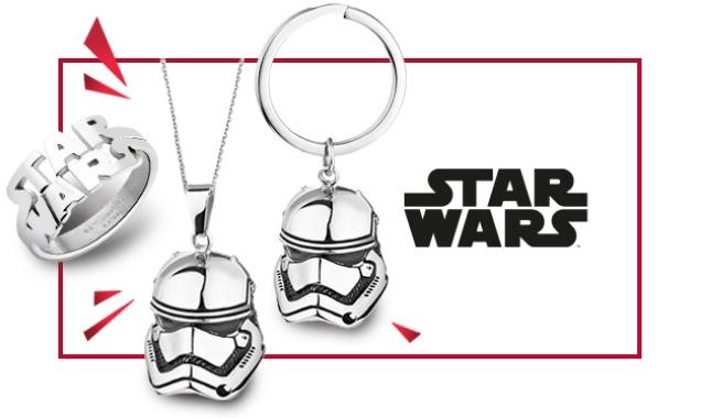 Biżuteria Star-Wars