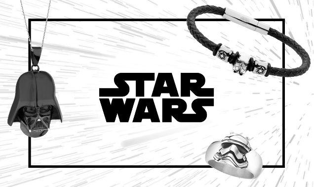 Biżuteria Star Wars