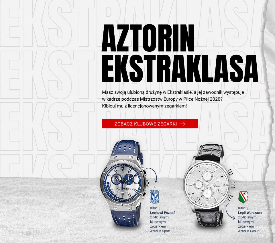 Zegarki Aztorin Ekstraklasa