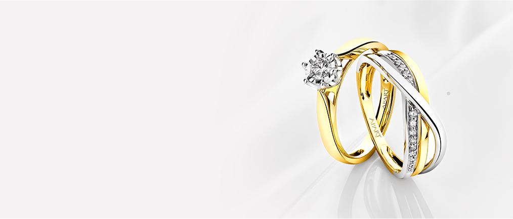 Wybór stylu pierścionka