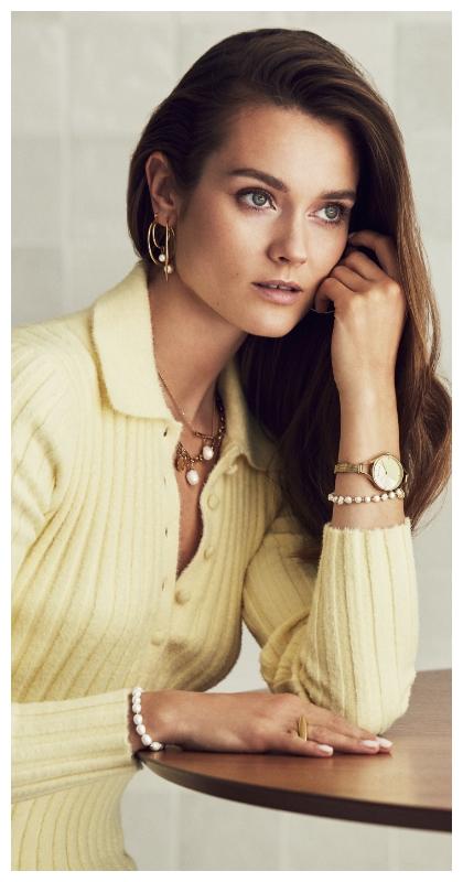 Monika Jagaciak - Get the look