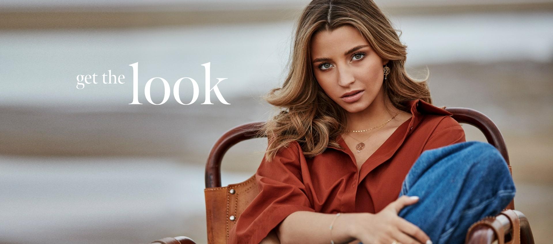 Julia Wieniawa - Get the look