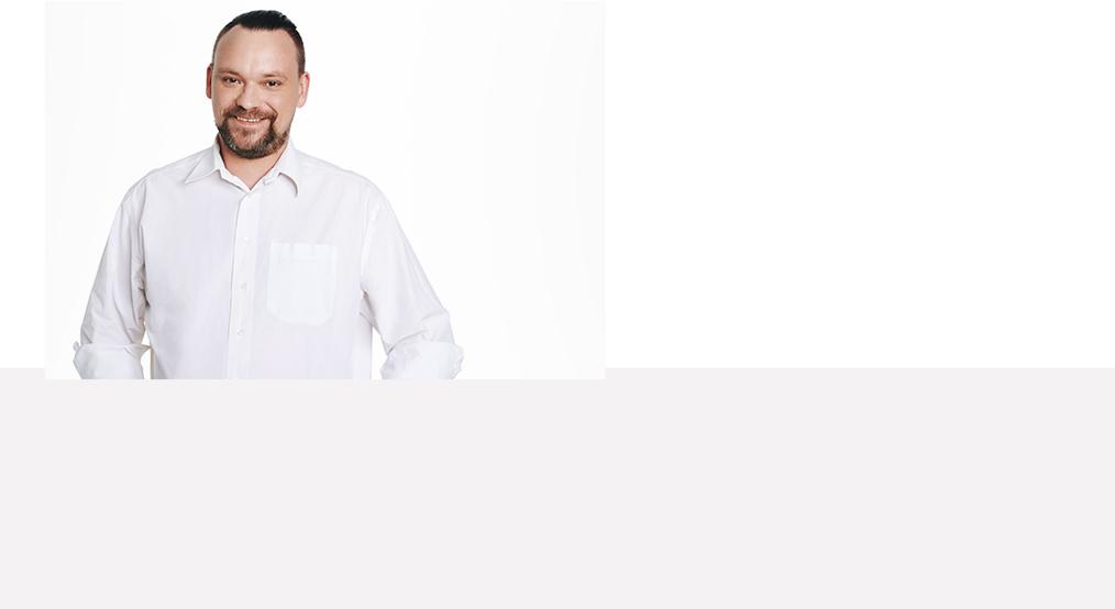 Pracownik - Piotr