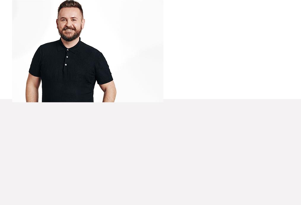 Pracownik - Radek