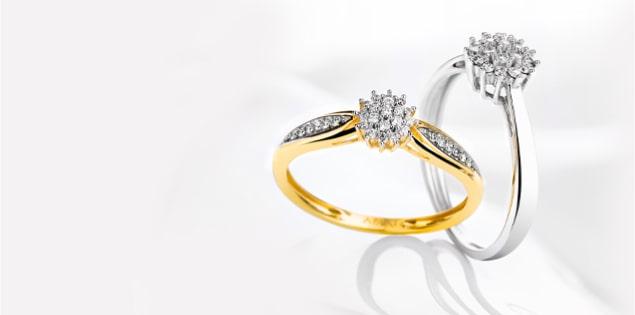 Klasyczny wiele diamentów