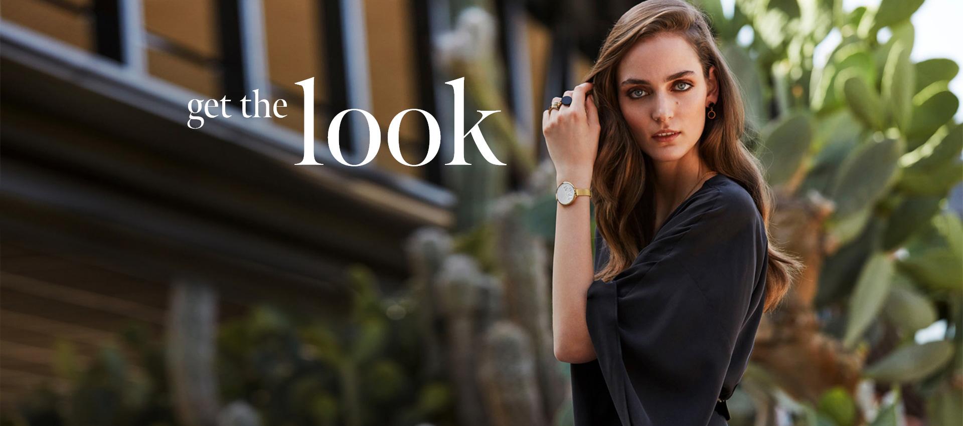 Julia bijoch - Get the look
