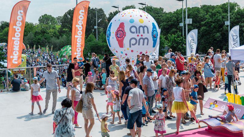 AM:PM i Dzień Zabawy Nickelodeon