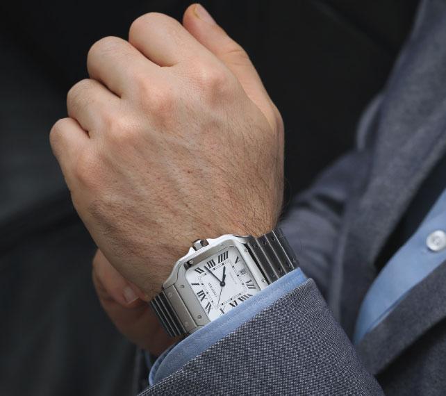 Zegarek Cartier