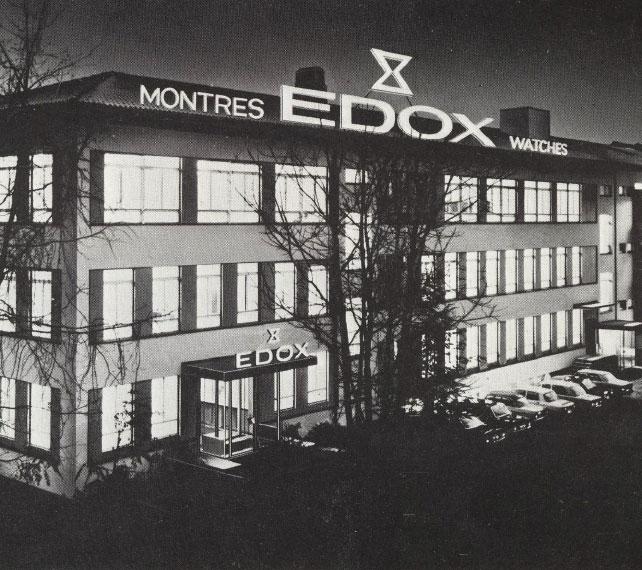 Edox siedziba