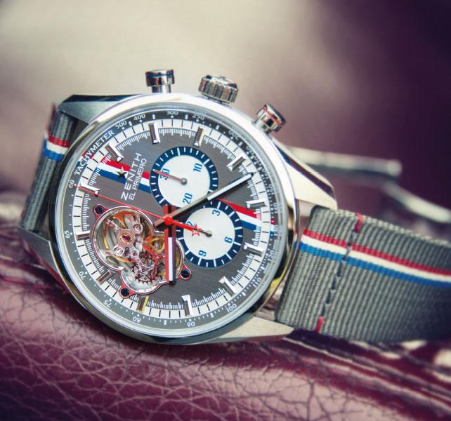 Zenith zegarek