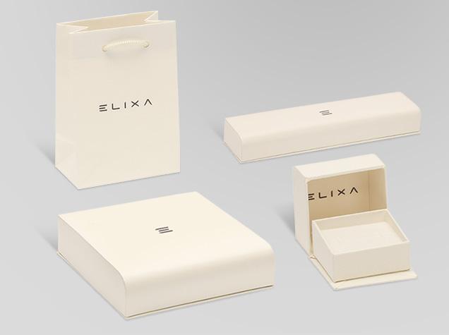 Opakowanie dla biżuterii Elixa